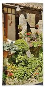 Little Paradise In Tuscany/italy/europe Beach Towel