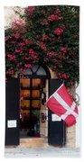 Doorway Malta Beach Towel