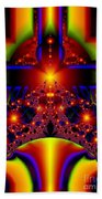 Doorway To The Universe Detail Beach Towel