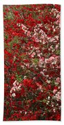 Double Quince Beach Towel