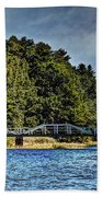 Doubling Point Lighthouse Beach Towel