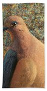 Dove Beach Towel