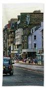 Downtown Edinburgh  Beach Towel