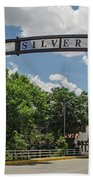 Downtown Silver City Beach Towel