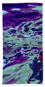 Dp Stone Impressions 10 Beach Towel