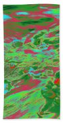 Dp Stone Impressions 13 Beach Towel
