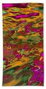 Dp Stone Impressions 14 Beach Towel