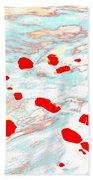 Dp Stone Impressions 24 Beach Towel