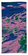 Dp Stone Impressions 9 Beach Towel