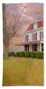 Dr Claude T. Old House Beach Towel