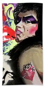 Dr. Frank N. Furter Beach Towel