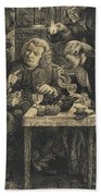 Dr Johnson At The Mitre Beach Towel