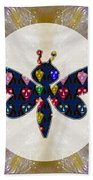 Dragon Fly Cute Painted Face Cartons All Over Donwload Option Link Below Personl N Commercial Uses Beach Towel