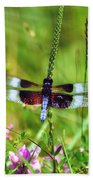 Dragonfly Delight Beach Towel