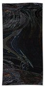 Dragonfly's Lair Beach Towel