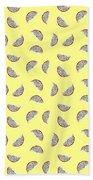 Dragonfruit Beach Towel