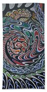 Dragon's Eye Beach Towel