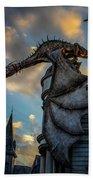 Dragons Glory  Beach Sheet