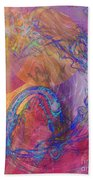 Dragon's Tale Beach Towel
