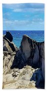 Dragons Teeth Beach Towel