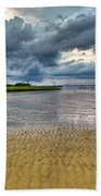 Dramatic Cloudscape Beach Towel