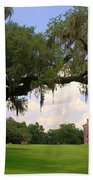 Drayton Hall Plantation Charleston Beach Towel