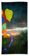 Dream-3 Beach Towel
