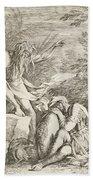 Dream Of Aeneas Beach Towel