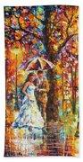 Dream Wedding Beach Towel