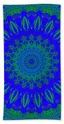 Dreamer Kaleidoscope Beach Towel