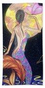 Dreaming Mermaid Beach Towel