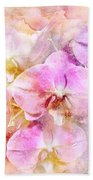 Dreaming Of Orchids Beach Towel