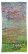 Dreaming Trees Beach Towel