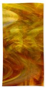 Dreamstate Beach Towel by Linda Sannuti