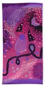 Dreamy Abstract Beach Towel