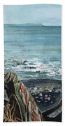 Driftwood Beach Towel