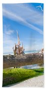 Driftwood C141350 Beach Towel