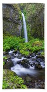 Dry Creek Falls Beach Towel