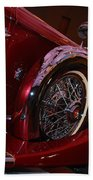 Duesenberg Side View Beach Towel