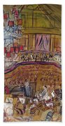 Dufy: Grand Concert, 1948 Beach Towel
