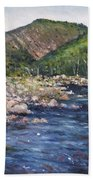 Duivenhoks Dam Heidelberg South Africa 2016 Beach Towel
