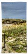 Dunes At Tybee Island Beach Towel