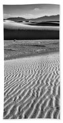 Dunes Details Beach Towel