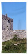 Dunguaire Castle Kinvara Ireland Beach Towel