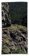 Durango - Silverton Train Beach Towel