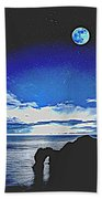 Durdle Door, Wareham, United Kingdom 2b Beach Towel