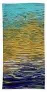 Dusk On Robert's Bayou Beach Towel