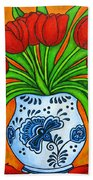 Dutch Delight Beach Towel
