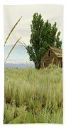 Dyer Country Home Beach Towel