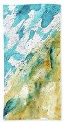 Dynamics Of Water Beach Towel